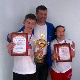 Сборная Сахалинской области стали победителем открытого чемпионата ДФО по спортивной игре бочча среди инвалидов