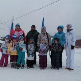 Свыше 120 человек вышли на старт «Лыжни России - 2015» в Невельском районе