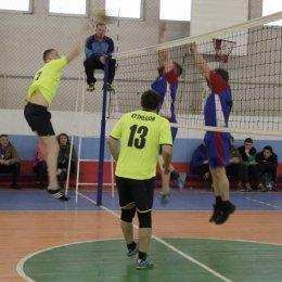 Волейбол в Поронайском районе