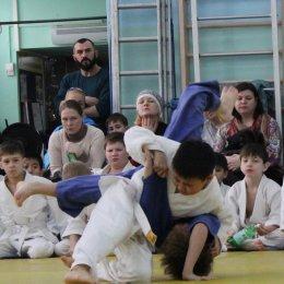 В городском турнире по дзюдо приняли участие свыше 130 юных спортсменов