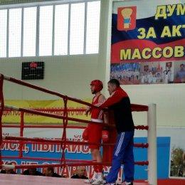 Островные боксеры завоевали три путевки на первенство России среди юношей