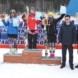 Дарья Симоненко стала победительницей Всероссийских соревнований