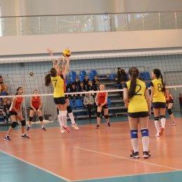 Волейбол шагает по Сахалину