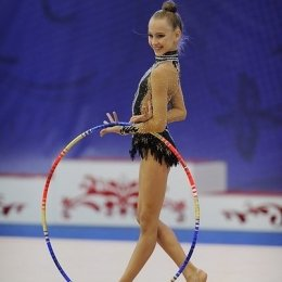 Софья Саитова стала победительницей Всероссийских соревнований по художественной гимнастике