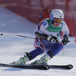 Иван Кузнецов с Камчатки взял золото третьего заезда супергиганского слалома этапа Far East Cup