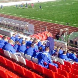 Поддержка ребят помогла ФК «Сахалин» спасти игру