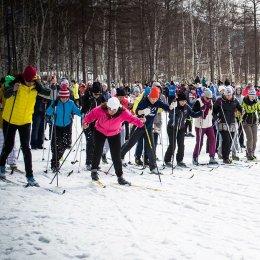 В Тымовске прошла «Сахалинская лыжня – 2015» на призы мэра городского округа