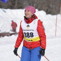 Около 400 участников вышли на старт «Праздника лыж» в Охе