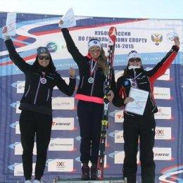 Дмитрий Ульянов и Влада Буреева заняли призовые места в финале открытого Кубка России