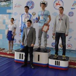 Сахалинские пловцы завоевали пять медалей на Спартакиаде учащихся ДФО