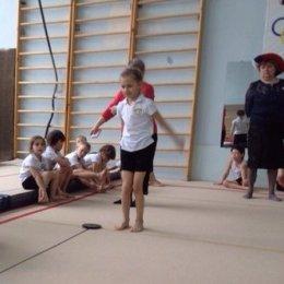 Команда детского садика № 19 г. Южно-Сахалинска выиграла соревнования по ОФП с элементами гимнастики