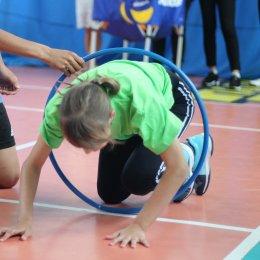 В спортивно-оздоровительном лагере «СШ по волейболу» отдохнут 80 юных спортсменов