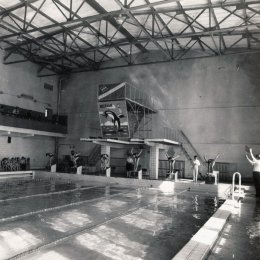 Две пятерки городского бассейна
