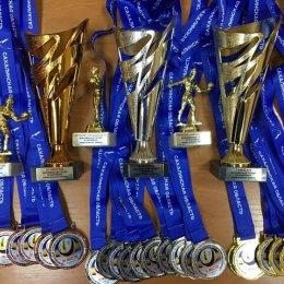 «Север» увез главный приз волейбольного турнира в Тымовск