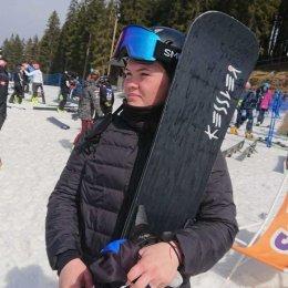 София Надыршина завоевала бронзовую медаль этапа Кубка мира