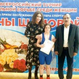Елизавета Шестакова из Шахтерска стала бронзовым призером всероссийских соревнований