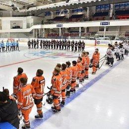 В «Арена-Сити» проходит первенство ДФО по хоккею
