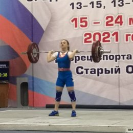 Вероника Мазалова – победительница первенства России