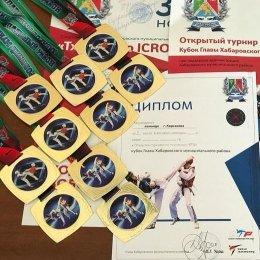 Команда из Корсакова заняла второе место на международных соревнованиях