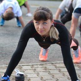 Сахалинцев приглашают на марафон отжиманий