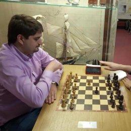 Блиц-турнир завершился победой Павла Понкратова