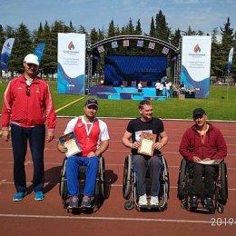 Андрей Семикрас завоевал бронзовую медаль всероссийских соревнований
