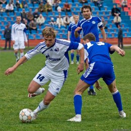 Сегодня «Сахалин» примет «Динамо-Барнаул»
