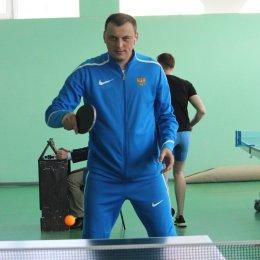 Команда СШОР ЛВС стала победителем турнира по настольному теннису в рамках Спартакиады Минспорта