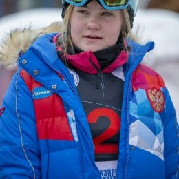 София Надыршина завоевала три золотые медали первенства мира по сноуборду среди юниоров