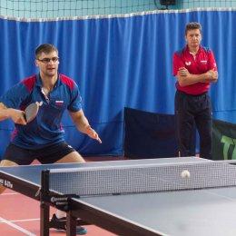 Сборная России по настольному теннису готовится к Паралимпиаде на Сахалине