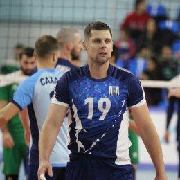 «Элвари-Сахалин» начинает серию выездных матчей в Майкопе