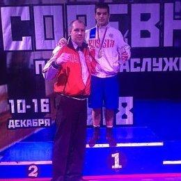 Андрей Ногай стал победителем всероссийского турнира