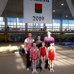 Островной гимнаст принял участие во всероссийских соревнованиях