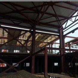 В первой столице острова ведется строительство спортобъектов