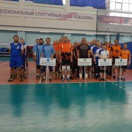«Динамо» стало победителем ветеранского первенства области
