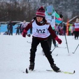 На лыжне Горнозаводска прошли открытые соревнования