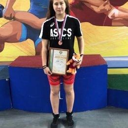 Анна Боева из Анивы завоевала бронзовую медаль первенства России