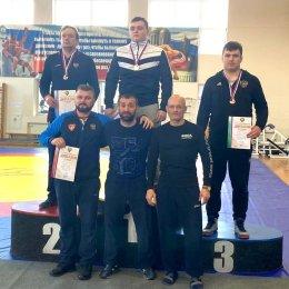 Сахалинские борцы завоевали две медали первенства России