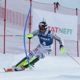 В активе сахалинских горнолыжников тринадцать призовых мест на этапах Кубка России