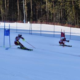 Островные горнолыжники заняли второе место на этапе Кубка России
