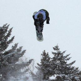Островные сноубордисты завоевали две награды в биг-эйре