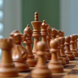 Сахалинские шахматисты сыграли с Путиным