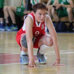 Семиклассники островной столицы определили лучших баскетболистов