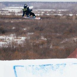 В активе сахалинских сноубордистов золото и бронза этапа Кубка страны