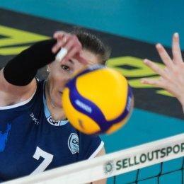 Евгения Бочкарева стала самым результативным игроком «Сахалина» в Суперлиге