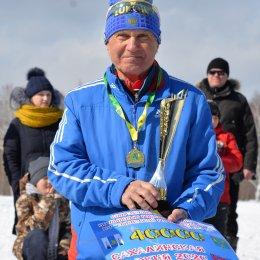 «Сахалинская лыжня» собрала в Тымовске свыше 500 участников
