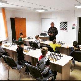 В ШК «Фишер» ждут юных шахматистов