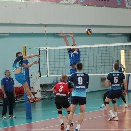 Мужской чемпионат ДФО по волейболу завершился победой хабаровского «ДВГМУ»