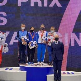 Анастасия Парохина стала победительницей международного турнира