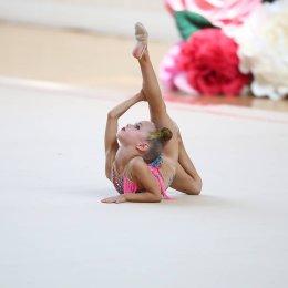 Сахалинские гимнастки приняли участие в международном турнире